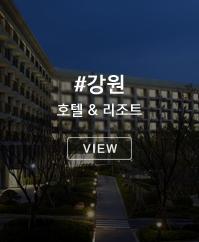 강원 호텔&리조트