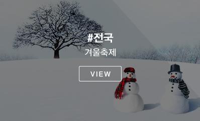 겨울축제 펜션