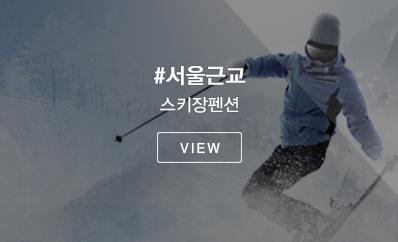 스키장 펜션